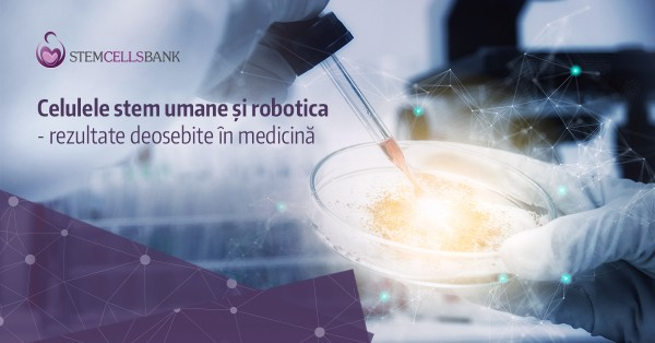 Stem Cells Bank Thumbnai Robotica si medicina