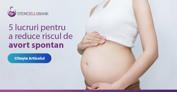 5 lucruri risc avort spontan